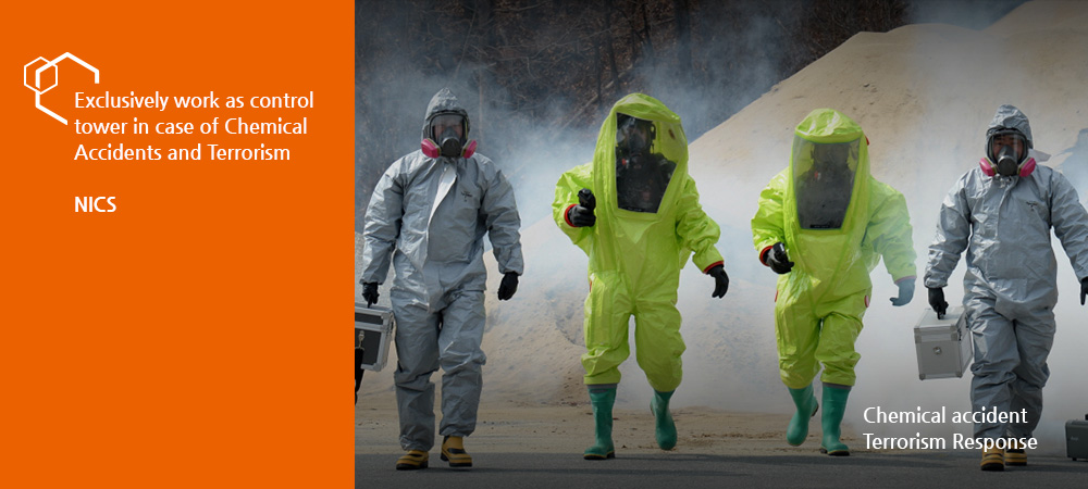 Chemical accident·Terrorism Response